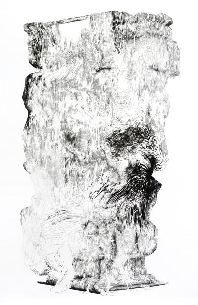 "<span class=""artist""><strong>Abdelkader Benchamma</strong></span>, <span class=""title""><em>Sculpture #21</em>, 2012</span>"
