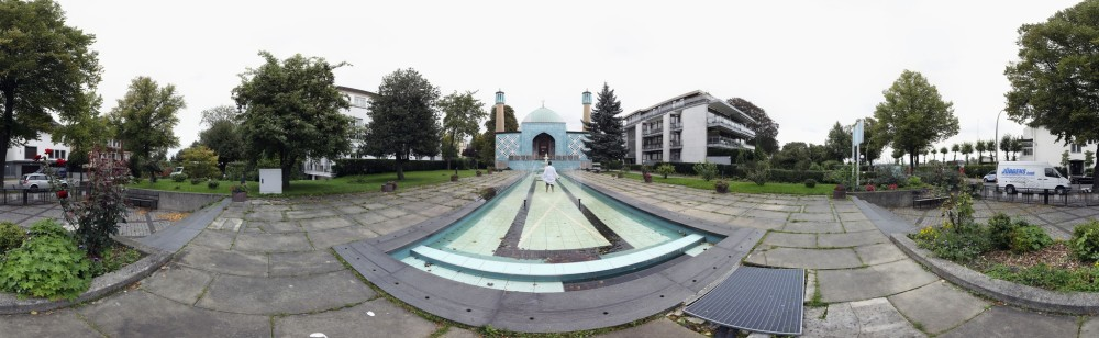<em>Iranian Mosque. Hamburg. Germany</em>, 2011