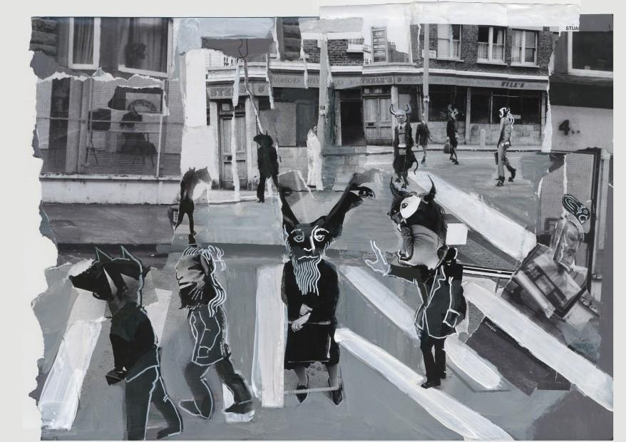 <em>La Rue, 1929</em>, 2012