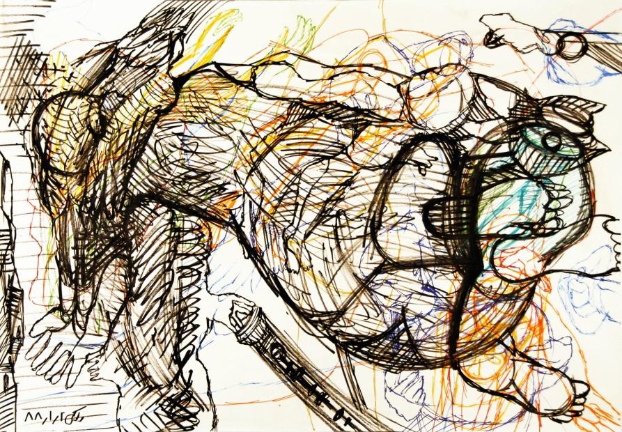 <em>Untitled OS09</em>, 2009