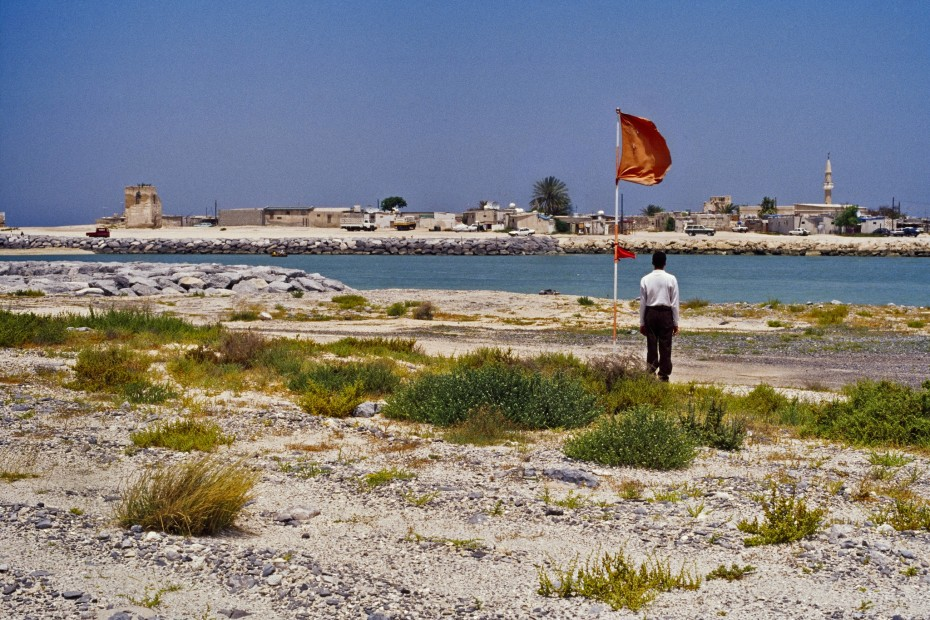 <em>Photographs with Flags</em>, 1997