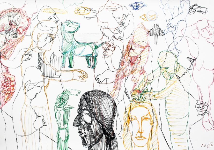<em>Untitled L17</em>, 2010