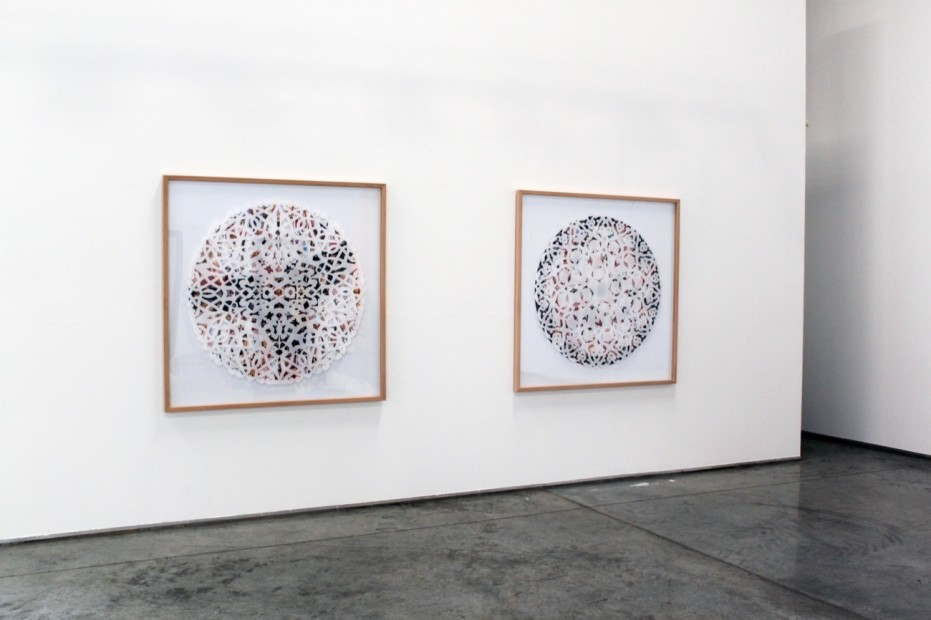 """<span class=""""artist""""><strong>Zoulikha Bouabdellah</strong></span>, <span class=""""title""""><em>Any Resemblance to Actual Persons, Living or dead, Is Purely Coincidental</em>, 2012</span>"""