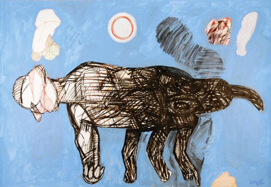 "<span class=""artist""><strong>Farshid Maleki</strong></span>, <span class=""title""><em>Untitled OB04</em>, 2009</span>"
