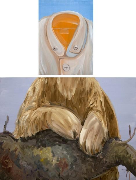 """<span class=""""artist""""><strong>Hesam Rahmanian</strong></span>, <span class=""""title""""><em>A Dog? A Bear?</em>, 2012</span>"""