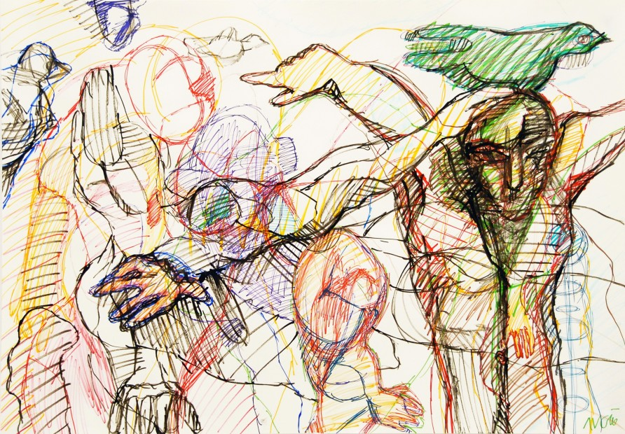 "<span class=""artist""><strong>Farshid Maleki</strong></span>, <span class=""title""><em>Untitled OS08</em>, 2009</span>"