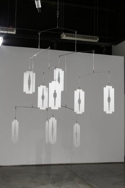 <span class=&#34;artist&#34;><strong>Zoulikha Bouabdellah</strong></span>, <span class=&#34;title&#34;><em>Mobile</em>, 2014</span>