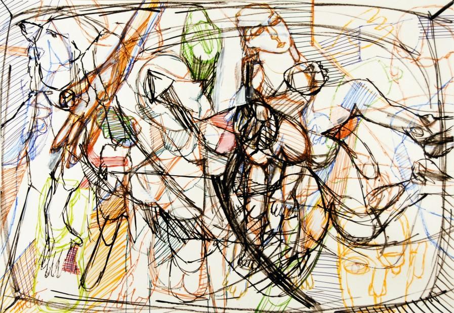 <span class=&#34;artist&#34;><strong>Farshid Maleki</strong></span>, <span class=&#34;title&#34;><em>Untitled OS06</em>, 2009</span>