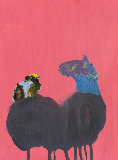 "<span class=""artist""><strong>Hesam Rahmanian</strong></span>, <span class=""title""><em>A Bird Singing for a Horse</em>, 2012</span>"