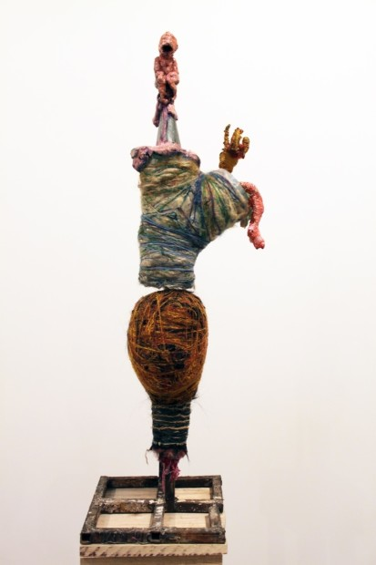 "<span class=""artist""><strong>Bita Fayyazi</strong></span>, <span class=""title""><em>Crowned Head (Female)</em>, 2011</span>"