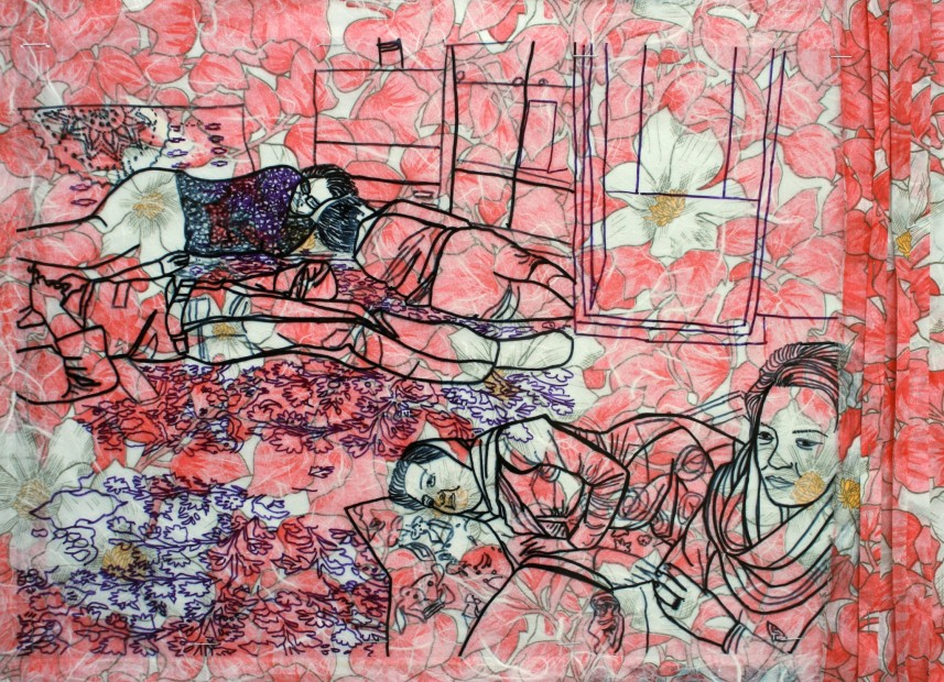 "<span class=""artist""><strong>Nargess Hashemi</strong></span>, <span class=""title"">Untitled, 2009</span>"