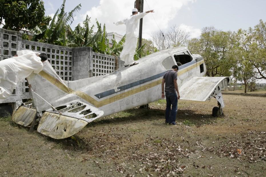 <em>Aeroplane</em>, 2009