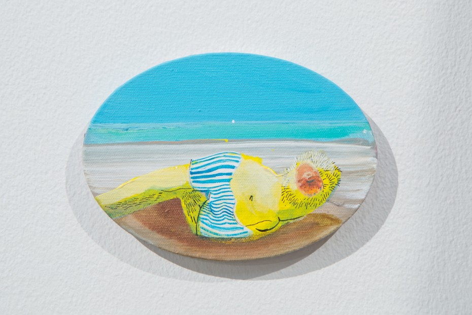 <span class=&#34;artist&#34;><strong>Rokni Haerizadeh</strong></span>, <span class=&#34;title&#34;><em>Sun of a Beach</em>, 2016</span>
