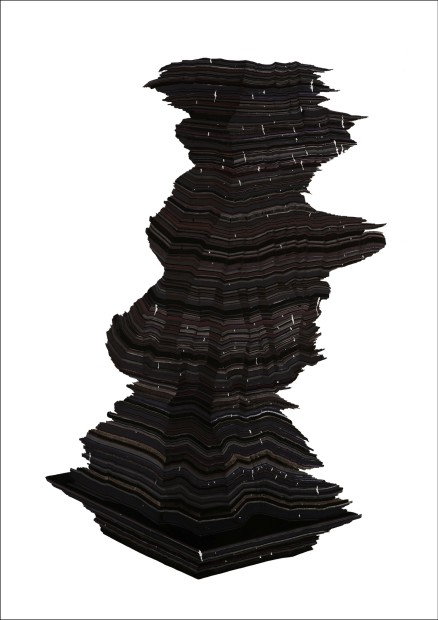 "<span class=""artist""><strong>Abdelkader Benchamma</strong></span>, <span class=""title""><em>Sculpture #9</em>, 2012</span>"
