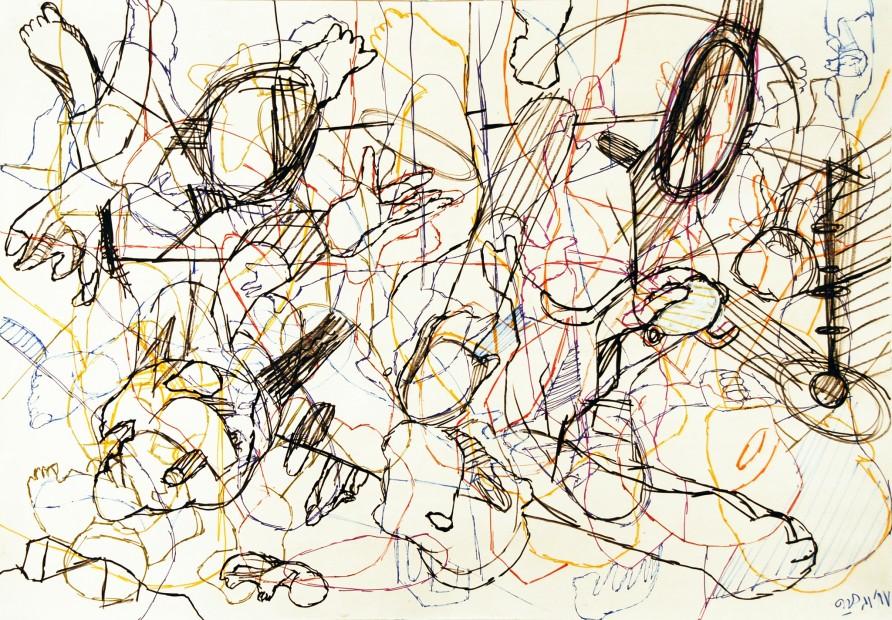 <em>Untitled OS05</em>, 2009