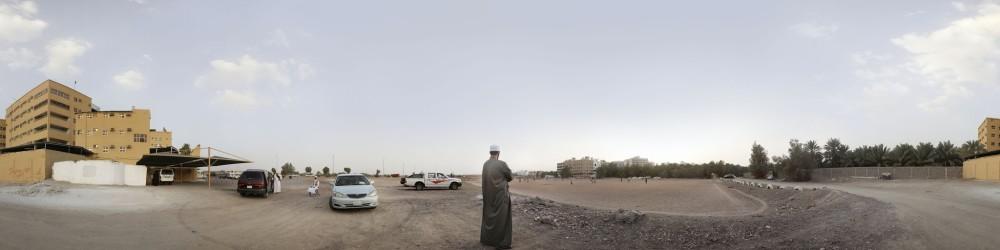<em>Desert Soccer. Saudi Arabia</em>, 2011