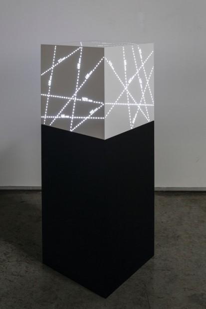 <span class=&#34;artist&#34;><strong>Mohammed Kazem</strong></span>, <span class=&#34;title&#34;><em>Measuring</em>, 2015</span>