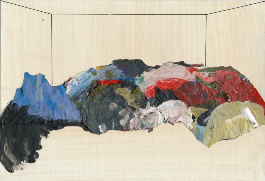 "<span class=""artist""><strong>Hesam Rahmanian</strong></span>, <span class=""title""><em>Woman Sleeping</em>, 2012</span>"