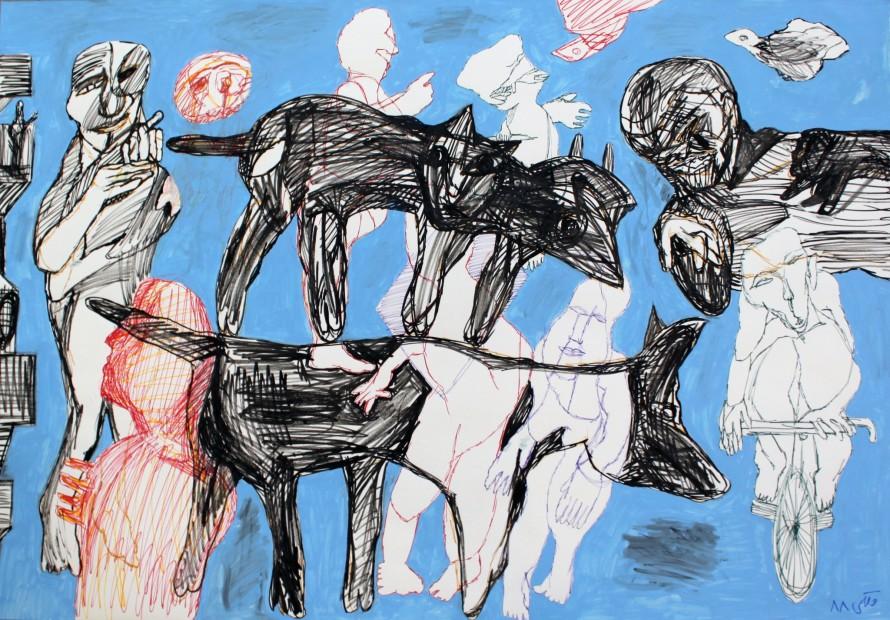 <em>Untitled L02</em>, 2010