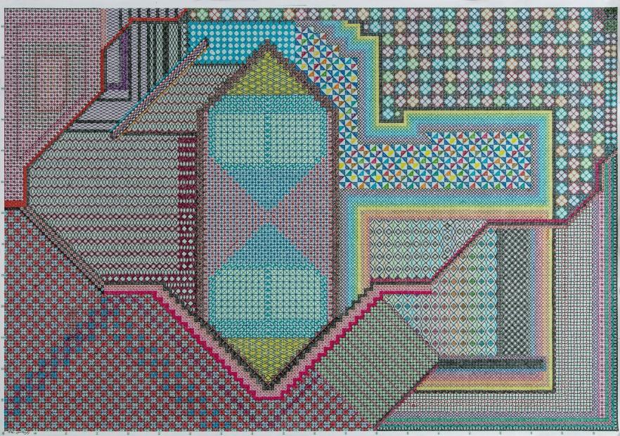 <em>Carpet</em>, 2014