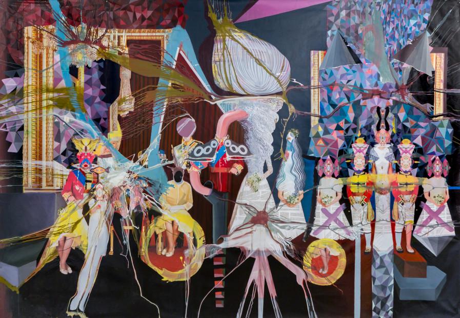 <em>Madame Tussauds Cellar</em>, 2015-16