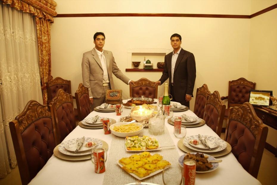 <em>Eid Supper</em>, 2009
