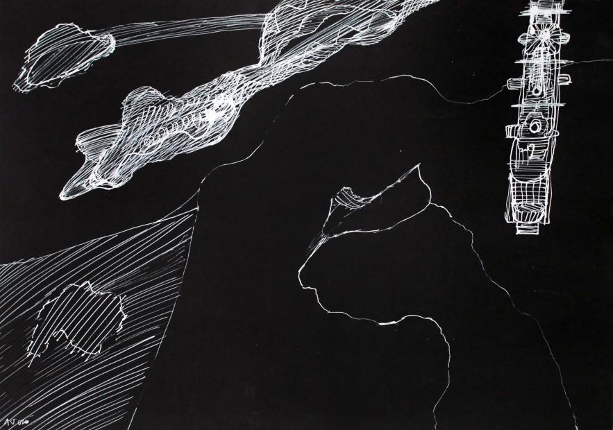 "<span class=""artist""><strong>Farshid Maleki</strong></span>, <span class=""title"">Untitled, 2008</span>"