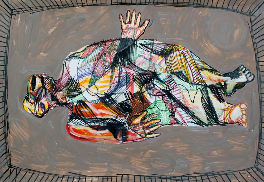 <span class=&#34;artist&#34;><strong>Farshid Maleki</strong></span>, <span class=&#34;title&#34;><em>Untitled L13</em>, 2010</span>