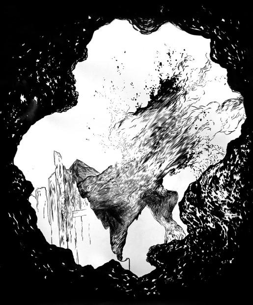 <em>Hole and Landscape</em>, 2013