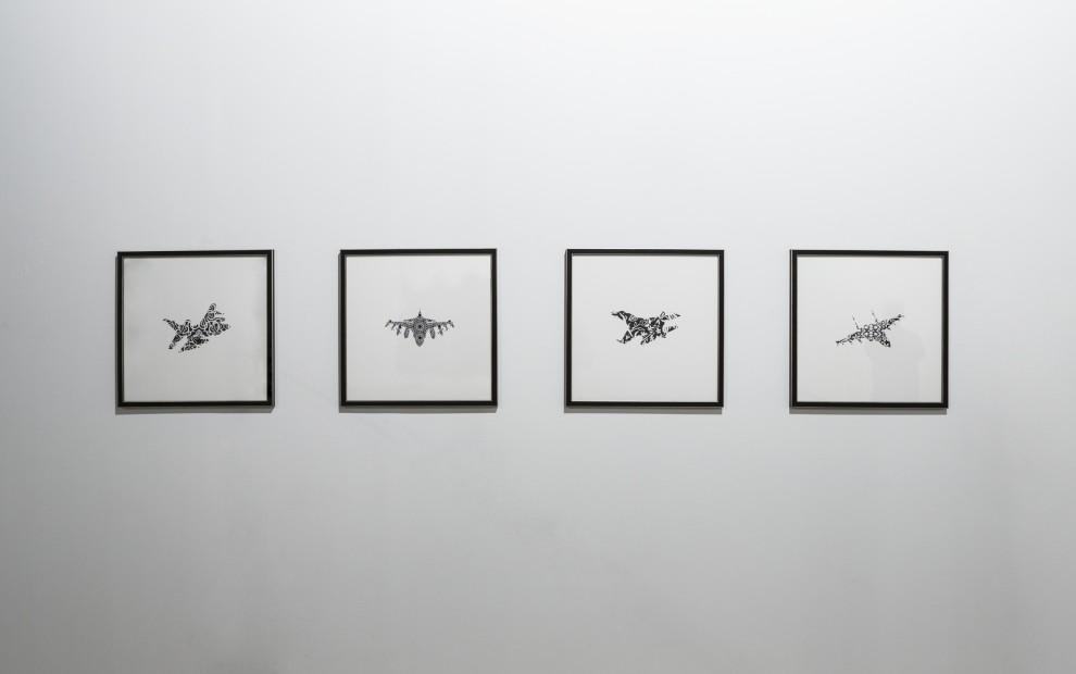 <span class=&#34;artist&#34;><strong>Zoulikha Bouabdellah</strong></span>, <span class=&#34;title&#34;><em>Double Truth</em>, 2015</span>