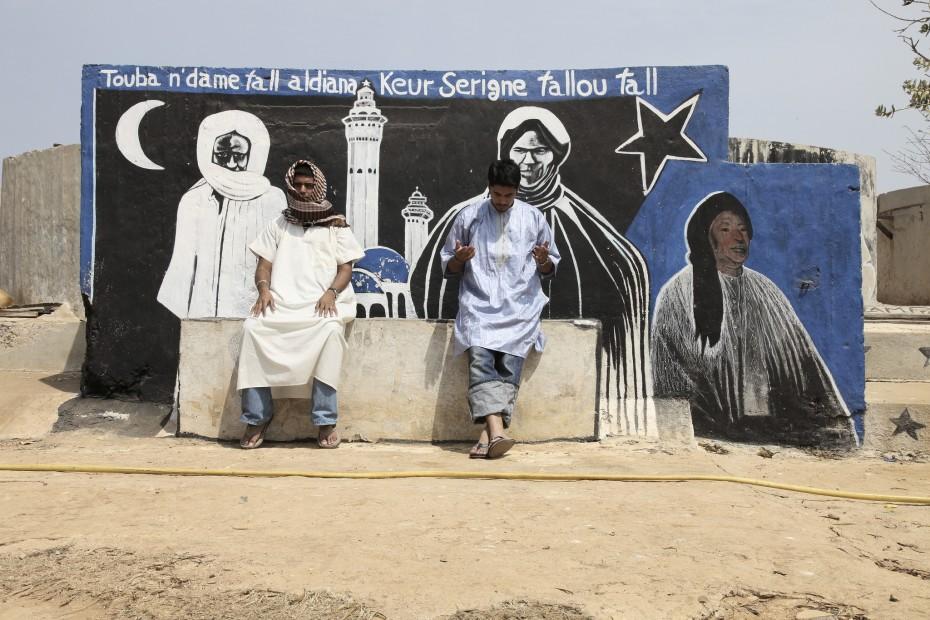 <em>Three Imams Dakar. Senegal</em>, 2010