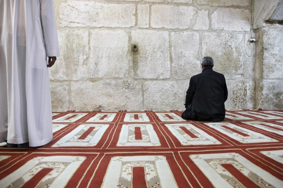 <em>Al-Buraaq, Jerusalem</em>, 2011