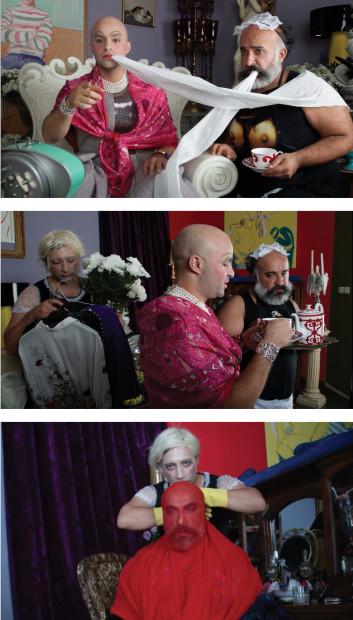 <em>The Maids</em>, 2012-2015