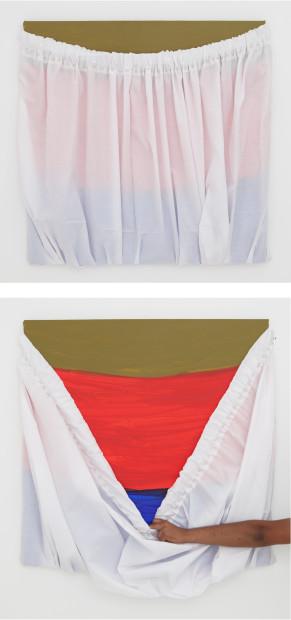 "<span class=""artist""><strong>Hassan Sharif</strong></span>, <span class=""title""><em>Bakh Bakh</em>, 1985 (reconstituted 2015)</span>"