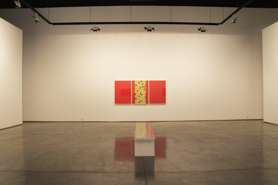 "<p><span class=""artist""><strong>Aisha Khalid</strong></span>, <span class=""title""><em>The Divine Is in the Detail</em>, Installation view</span></p>"