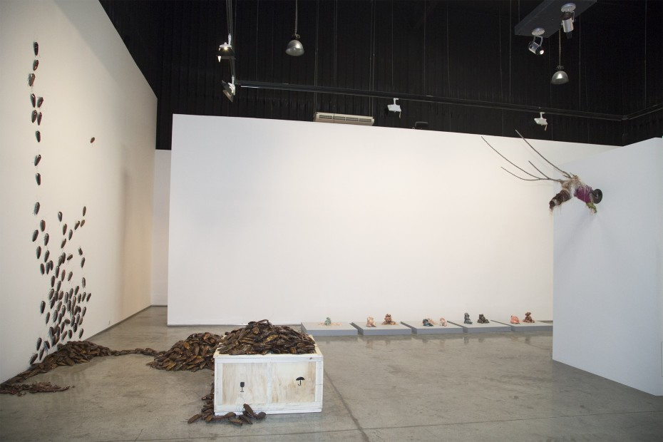 <p><strong>Bita Fayyazi</strong></p><p><em>Rearranged: Selected Works from 1998 to 2014,</em> 2014</p>