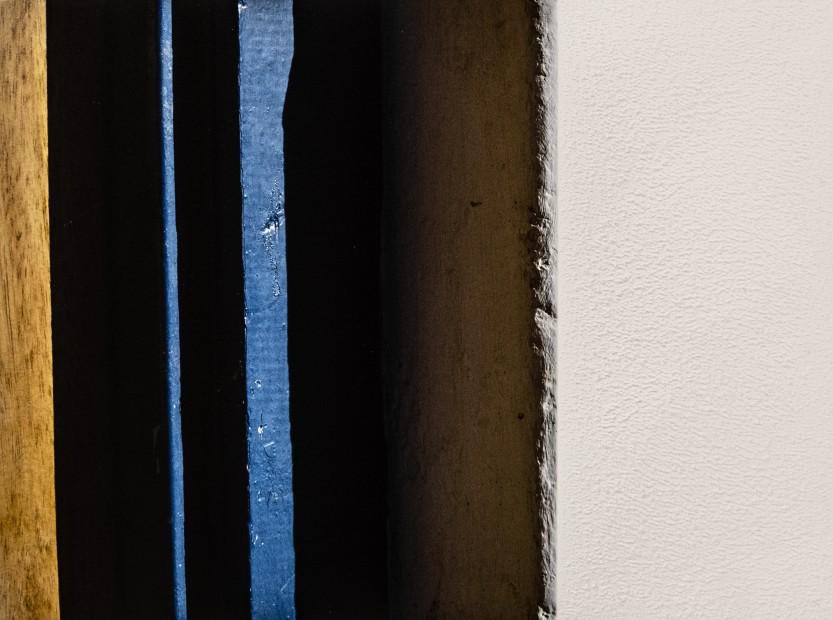 """<div class=""""artist""""><div class=""""artist""""><strong>Mohammed Kazem</strong></div><div class=""""title""""><em>Receiving Light. Cincinnati</em>, 2018</div></div><div class=""""title""""></div>"""