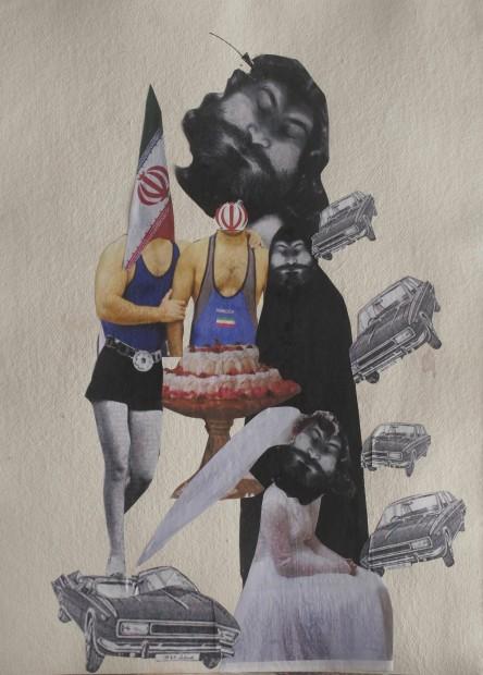 <span class=&#34;artist&#34;><strong>Ramin Haerizadeh</strong></span>, <span class=&#34;title&#34;><em>Today's Woman</em>, 2008</span>
