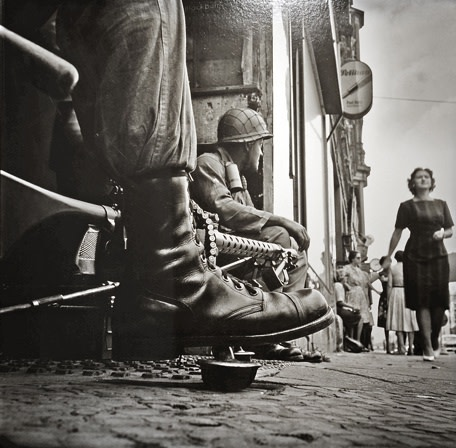 an introduction to the life and works of the photographer don mccullin Don mccullin born on october 9 1935, mccullin grew up in finsbury park, north london after a period of national service in the royal air force, where he was a photography assistant, he spent his life savings on a camera.