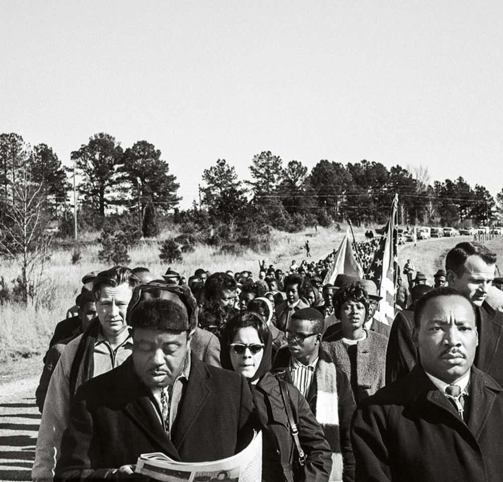 Steve Schapiro: Selma, January 23 - March 14, 2015