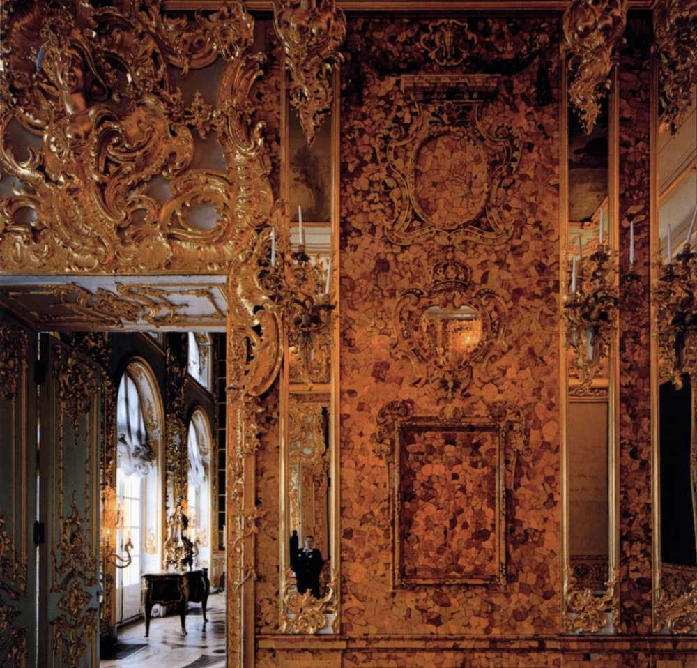 Andrew Moore, Amber Room, 2000 - Artwork 27095