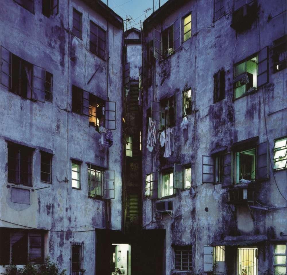 Andrew Moore, El Pentagono, Havana, Cuba, 1998 - Artwork 27064