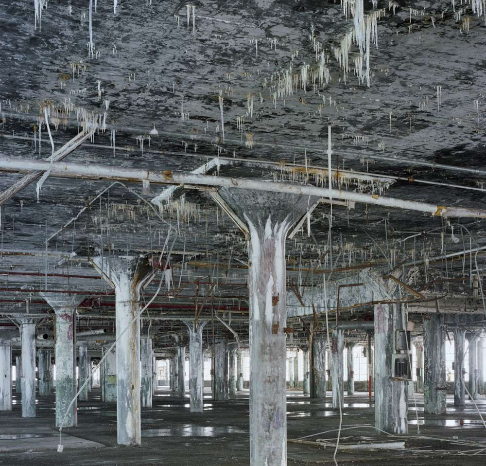 Andrew Moore, Fisher Plant, Detroit, 2008 - Artwork 27075