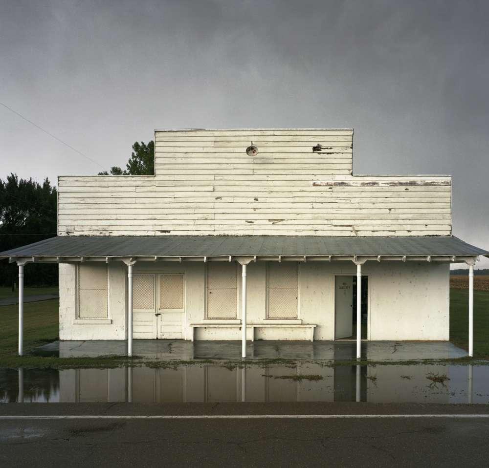 Andrew Moore, Dubbs Office, Tunica, MS, 2014 - Artwork 27317