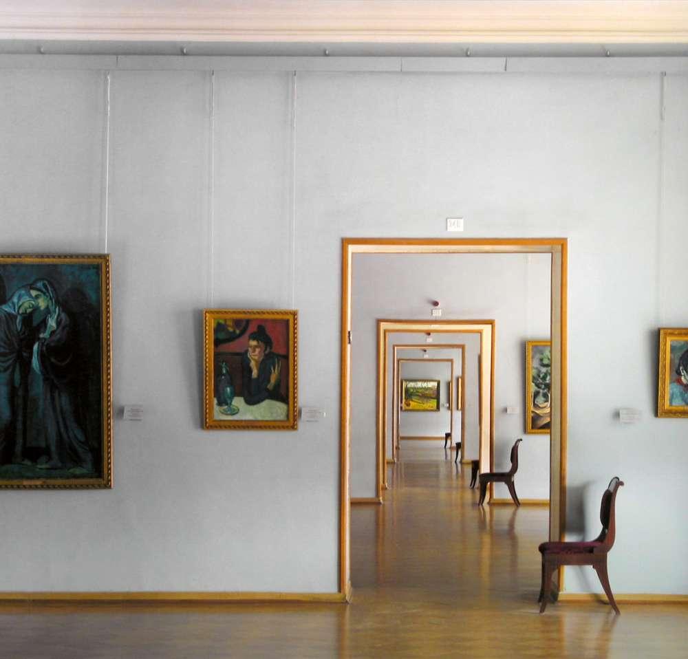 Andrew Moore, Room 348, St. Petersburg, 2000 - Artwork 27090