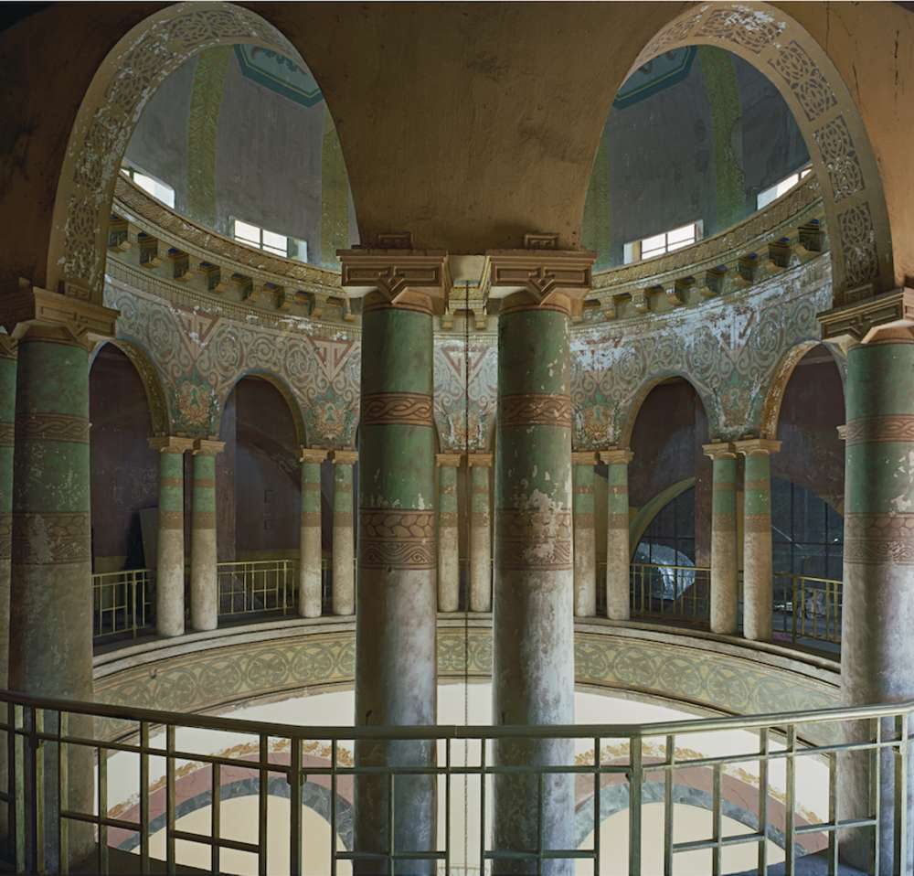 Andrew Moore, Cupola, National University of Hanoi, 2006 - Artwork 27113