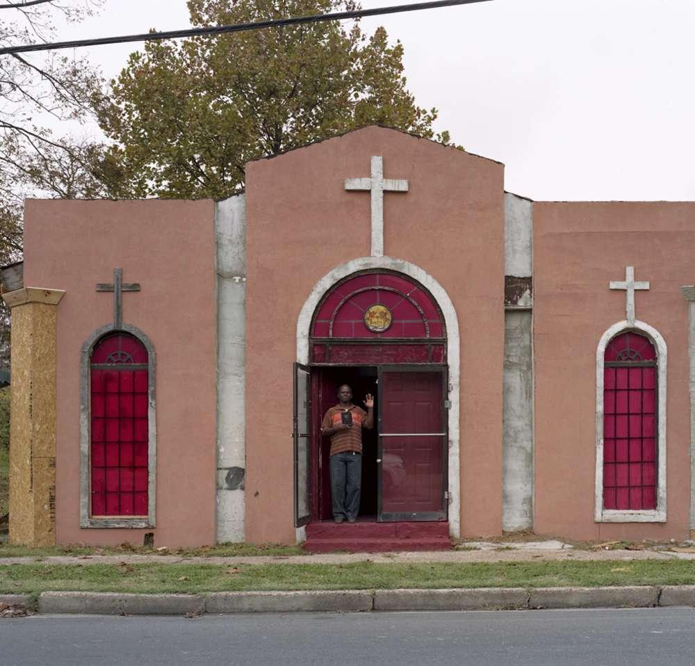 Andrew Moore, Clarksdale, MS, 2012