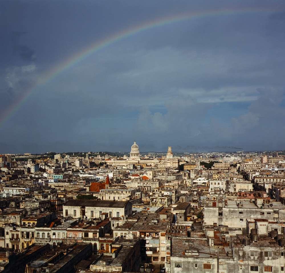 Andrew Moore, Arco Iris, Havana, Cuba , 1998 - Artwork 27060