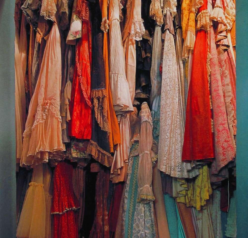 Andrew Moore, Wardrobe Department, Lenfilm Studio, 2003 - Artwork 27094