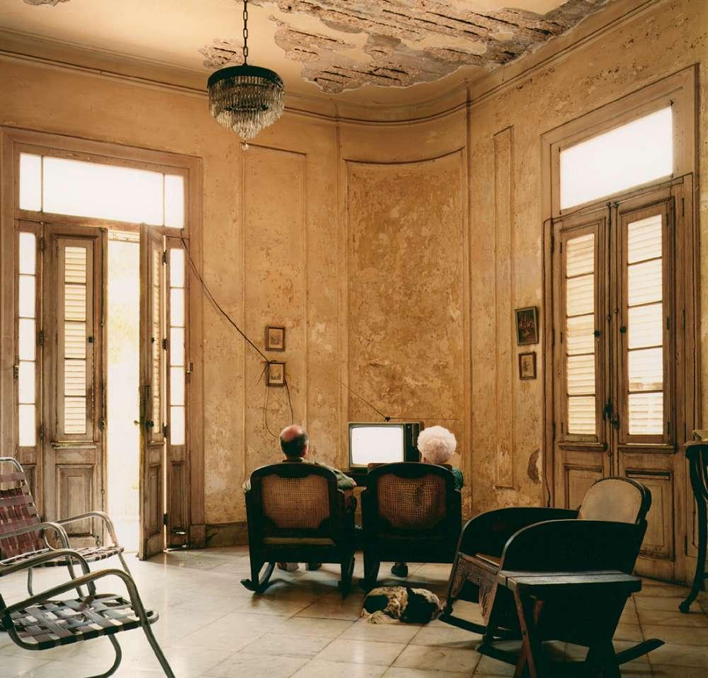 Andrew Moore, En Casa con los Alonso, 1999 - Artwork 27072